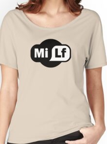 MILF - Wi-Fi Parody Women's Relaxed Fit T-Shirt