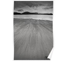 Loch Tulla Mono Poster