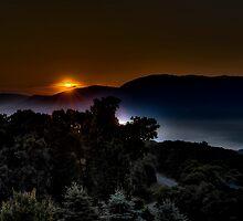 Valley Sunrise by Joe Jennelle