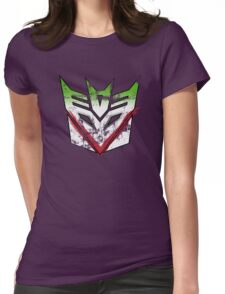 Jokercons: Wire So Serious?* Womens Fitted T-Shirt