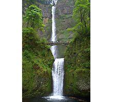 """Multnomah Falls"" Photographic Print"