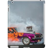 FRYZEM Tread Cemetery Burnout iPad Case/Skin