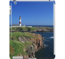 Buchan Ness Lighthouse iPad Case/Skin