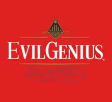 Evil Genius Kids Clothes