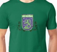 St. Urho Coat of Arms Unisex T-Shirt