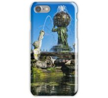 The Atlas Fountain iPhone Case/Skin