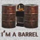 I'm a barrel design call of duty modern warfare parody  by its-mr-towel