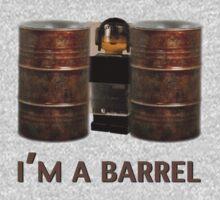 I'm a barrel design call of duty modern warfare parody  by its-mr-towel