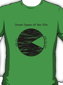 Great Games of the 80's T-Shirt