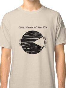 Great Games of the 80's Classic T-Shirt