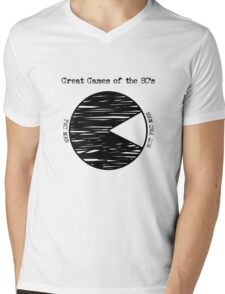 Great Games of the 80's Mens V-Neck T-Shirt