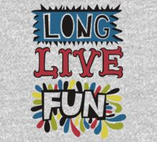 Long Live Fun Kids Clothes
