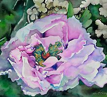 Peony by Lori Elaine Campbell
