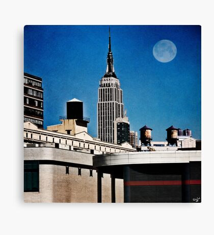 A West Side Story Canvas Print