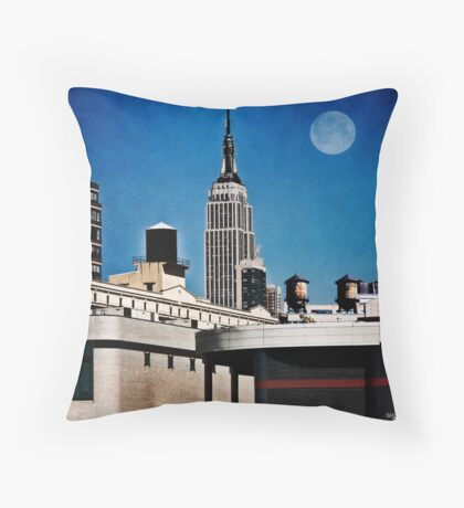 A West Side Story Throw Pillow
