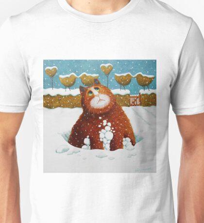 Albert. Frozen milk? Unisex T-Shirt