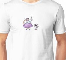 Banana Fairy & Churro Unisex T-Shirt