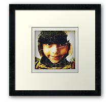 Alebrije Tigre Framed Print