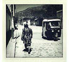 Streets of Ocotlan     Photographic Print