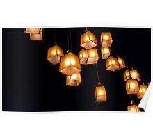 Random Lamps Poster