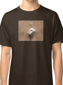 Face on Mars Classic T-Shirt