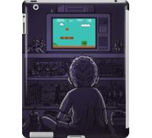 Old times iPad Case/Skin