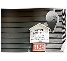 Witch House Poster