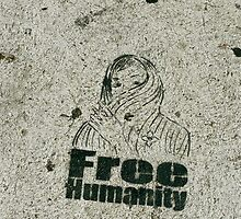 Free Humanity, Los Angeles 2010 by viviangirl
