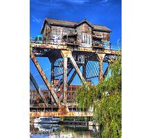 The Bridge House Photographic Print