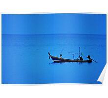 Deep Blue.... Poster