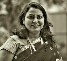 Puja Randive by Prasad