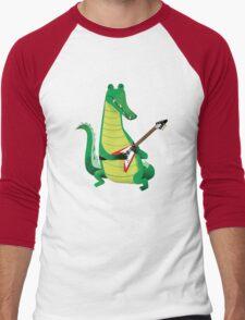 Crocodile Rock Men's Baseball ¾ T-Shirt