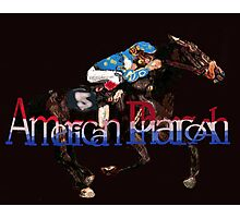 American Pharoah Photographic Print