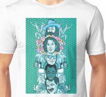 Totems v.2: Gay Writers Unisex T-Shirt