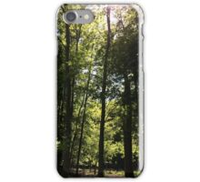 Tall Greens iPhone Case/Skin
