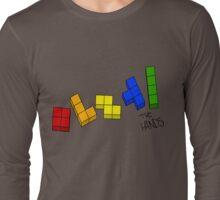 Tetris Händs Long Sleeve T-Shirt