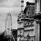 The Wandering Ferris Wheel by dansLesprit