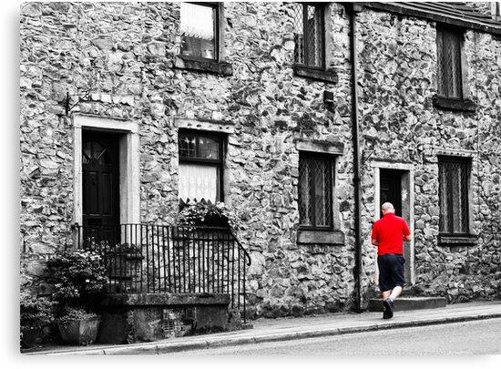 Il postino: the postman by inkedsandra