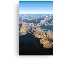 The Breathtaking Realization Canvas Print