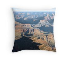 The Breathtaking Realization Throw Pillow
