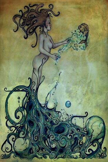 Undine by Peter Maudsley