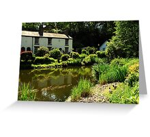 """LYMM CHESHIRE"" Greeting Card"