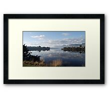 Berriedale First Day Winter Framed Print
