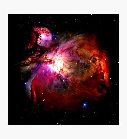 Orion Nebula No.1 Photographic Print