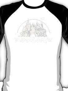 Harry Potter Hogwarts castle T-Shirt