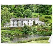 Riverside Cottage.  Poster