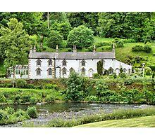 Riverside Cottage.  Photographic Print