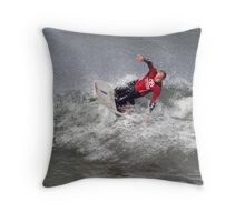 In Winning Form Throw Pillow