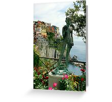 Vernazza Beauty Greeting Card