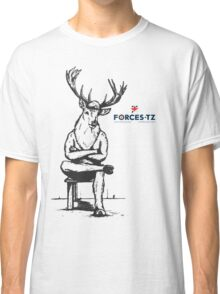 Stag Tee Forces Logo Classic T-Shirt